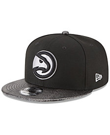 New Era Atlanta Hawks Snakeskin Sleek 9FIFTY Snapback Cap