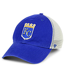 '47 Brand Kansas City Royals Tally CLOSER Stretch Fitted Cap