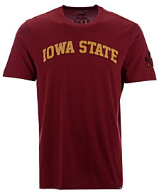 '47 Brand Men's Iowa State Cyclones Knockout Fieldhouse T-Shirt