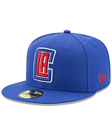 Los Angeles Clippers Basic 59FIFTY Fitted Cap 2018