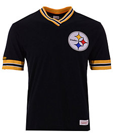Mitchell & Ness Men's Pittsburgh Steelers Overtime Win Vintage T-Shirt