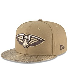 New Era New Orleans Pelicans Snakeskin Sleek 59FIFTY FITTED Cap
