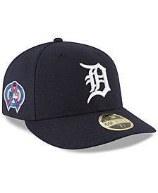 New Era Detroit Tigers 9-11 Memorial Low Profile 59FIFTY FITTED Cap