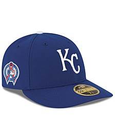 Kansas City Royals 9-11 Memorial Low Profile 59FIFTY FITTED Cap