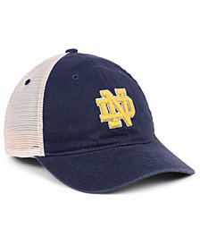 Zephyr Notre Dame Fighting Irish University Mesh Cap