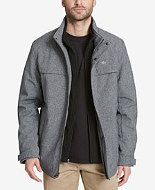 Men's Soft Shell Car Coat
