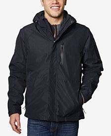 Halifax Men's 3-in-1 Waterproof Systems Jacket