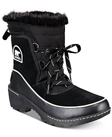 Sorel Women's TIVOLI III Waterproof Cold-Weather Boots