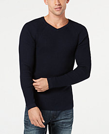 I.N.C. Mens Anime Sweater, Created for Macy's