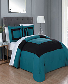 Carson 8 Pc Queen Bed In A Bag