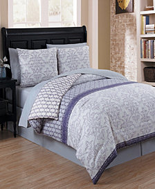 Corsica 8 Pc King Bed In A Bag