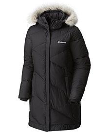 Columbia Snow Eclipse™ Faux-Fur Hood Coat