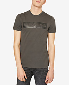 A|X Armani Exchange Men's Backward Logo Print T-Shirt