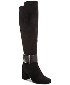 White Mountain Katrina Buckle Boots