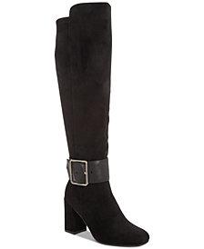 White Mountain Katrina Buckle Boots