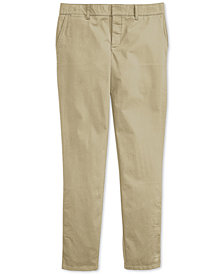 Tommy Hilfiger Women's Hampton Slim Chinos, from The Adaptive Collection