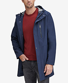 Marc New York Men's Water Resistant Stretch Parka