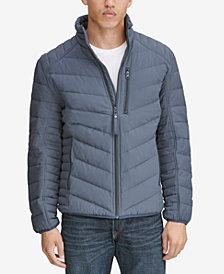 Marc New York Men's Bergen Packable Stretch Jacket