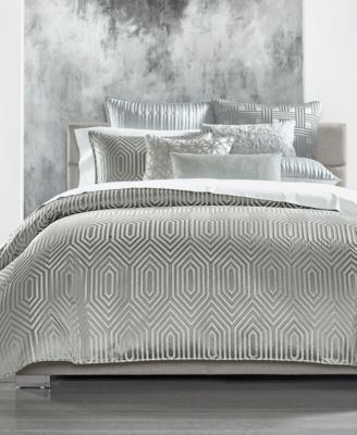 Lithos Full/Queen Duvet Cover, Created for Macy's