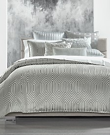 Hotel Collection Lithos Comforters, Created for Macy's