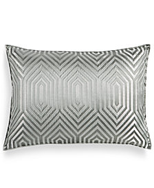 Hotel Collection Lithos Standard Sham, Created for Macy's