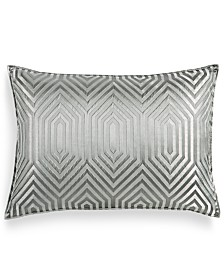 Hotel Collection Lithos King Sham, Created for Macy's