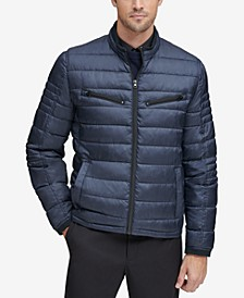 Men's Grymes Packable Racer Jacket
