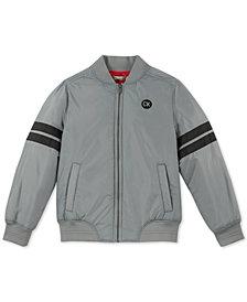 Calvin Klein Big Boys Varsity Track Jacket