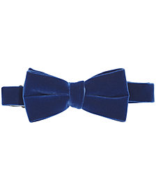 Lauren Ralph Lauren Big Boys Velvet Bow Tie