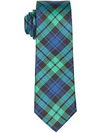 Lauren Ralph Lauren Big Boys Multi-Tartan Necktie