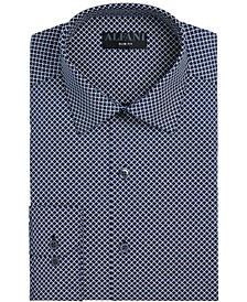 Men's Slim-Fit Performance Stretch Easy-Care Dress Shirts, Created for Macy's