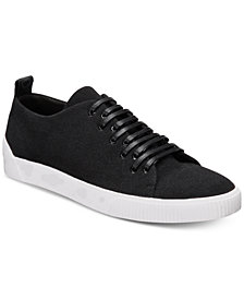 HUGO Men's Zero Velcro Patch Sneakers