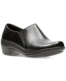 Clarks Collection Women's Grasp Chime Clogs