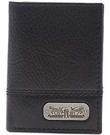 Levi's® Men's RFID Tri-Fold Wallet