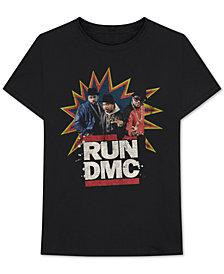 Run DMC Men's Graphic T-Shirt