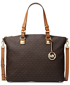 MICHAEL Michael Kors Jet Set Item Multi Function Satchel