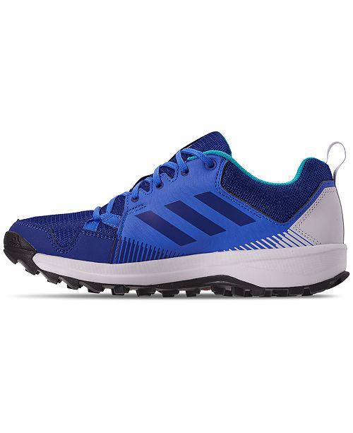 ... adidas Women s Terrex Tracerocker Trail Running Sneakers from Finish ... e43aeafb4