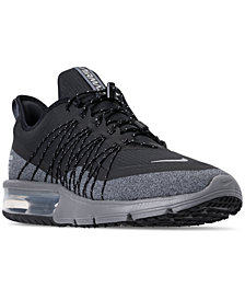 Nike Men's Air Max Sequent 4 Shield Running Sneakers from Finish Line