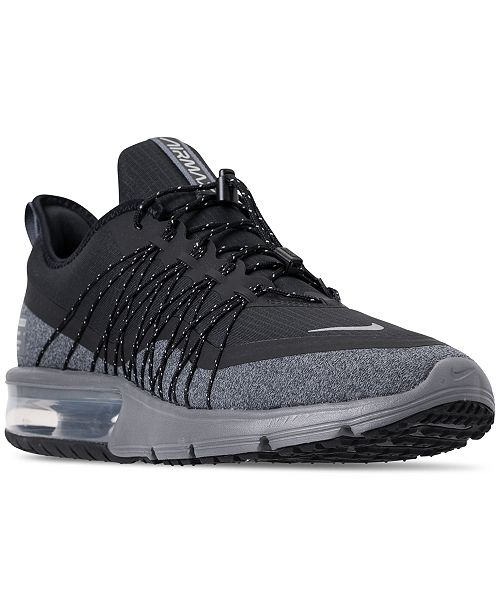 8bf27dcd161fc1 ... Nike Men s Air Max Sequent 4 Shield Running Sneakers from Finish ...