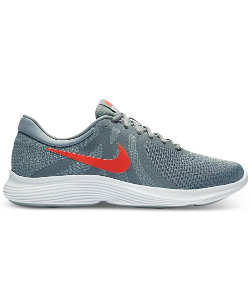 b64331b14f65c Nike Men s Revolution 4 Running Sneakers from Finish Line   Reviews ...
