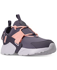 Nike Women's Air Huarache City Low Casual Sneakers from Finish Line
