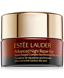 Free ANR Supercharged Eye Gel sample with $100 Lauder purchase