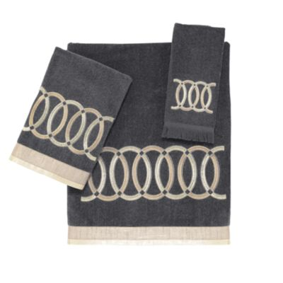 Alexa Embroidered Bath Towel