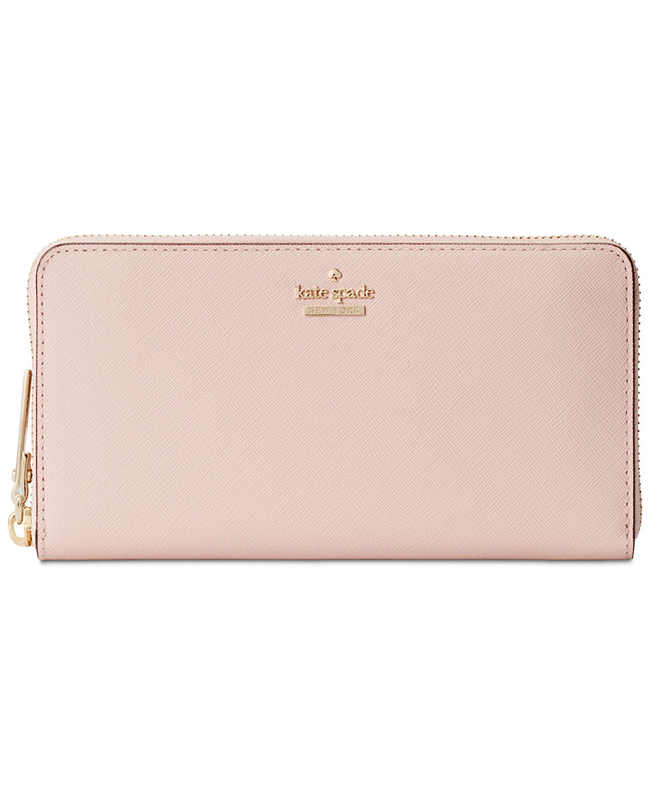 dcb511bdbb91 kate spade new york Cameron Street Lacey Leather Wallet   Reviews ...