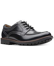Clarks Men's Curringotn Walk Moc-Toe Oxfords