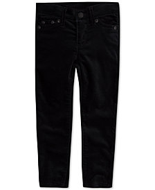 Levi's® Toddler Girls Super Skinny Velvet Jeans