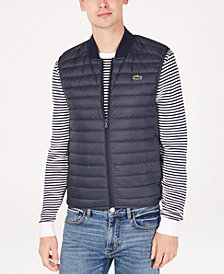 Lacoste Men's Easy Pack Vest