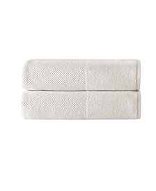 Enchante Home Incanto 2-Pc. Bath Sheets Turkish Towel Set