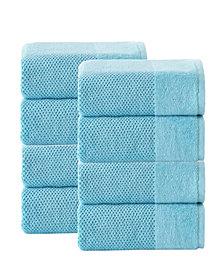 Enchante Home Incanto 8-Pc. Hand Towels Turkish Towel Set