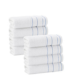 Enchante Home Monroe 8-Pc. Hand Towels Turkish Cotton Towel Set